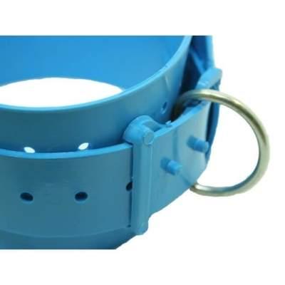 Anilla de acero para el collar duraplast y duracomfort.